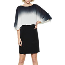 Buy Mint Velvet Double Layer Ombre Dress, Multi Online at johnlewis.com