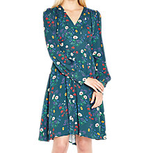 Buy Ghost Addison Dress, Georgie Botanics Online at johnlewis.com