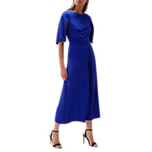 Buy Coast Savannah Jumpsuit, Cobalt Blue Online at johnlewis.com