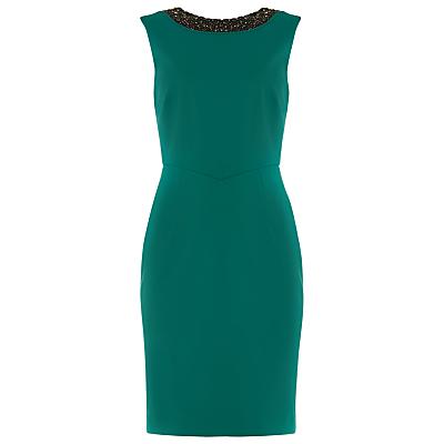Damsel in a Dress Persian Embellished Dress, Emerald