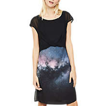 Buy Mint Velvet Meagan Print Layered Dress, Multi Online at johnlewis.com