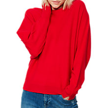 Buy Mint Velvet Cashmere Batwing Knit Jumper Online at johnlewis.com