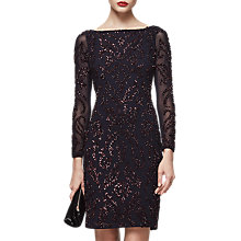 Buy Reiss Siren Sequin Dress, Multi Online at johnlewis.com