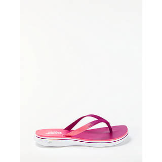 Skechers H2 Goga Flip Flops, Pink