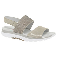 Buy Gabor Sisco Extra Wide Sandals Online at johnlewis.com