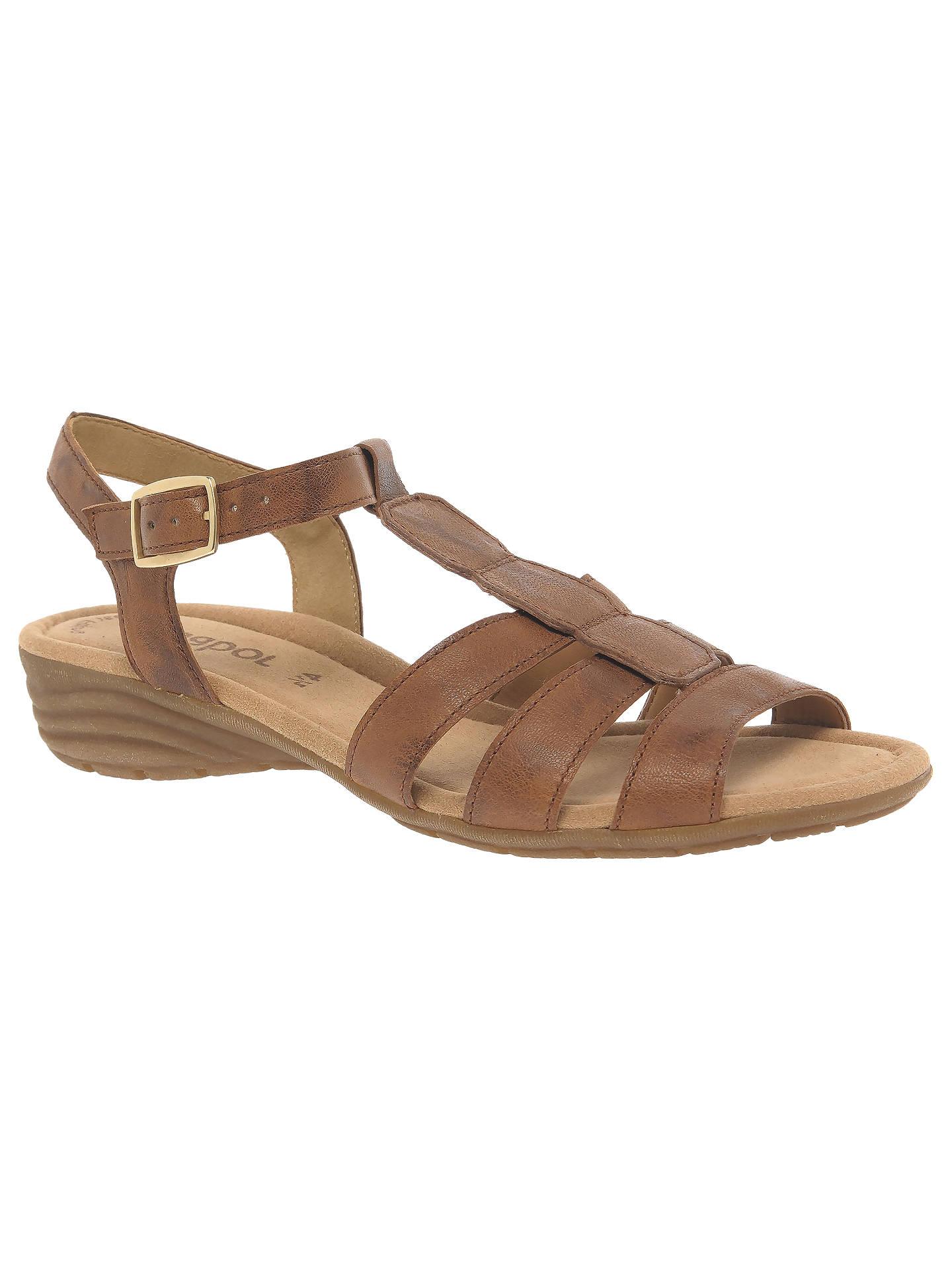 6bb80312633b Buy Gabor Solar Low Platform Sandals