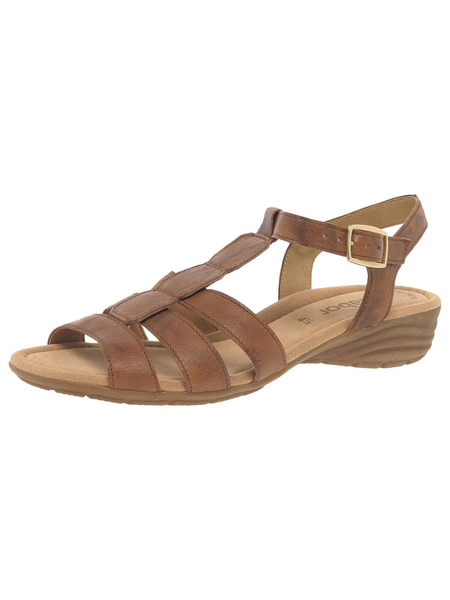 cd0ec81c564b ... Buy Gabor Solar Low Platform Sandals