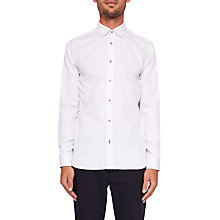 Buy Ted Baker Strazbo Poplin Shirt Online at johnlewis.com