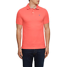 Buy Hackett London Print Collar Slim Fit Polo Shirt Online at johnlewis.com