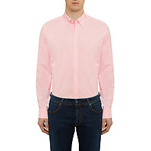 Buy Hackett London Multi Trim Long Sleeve Gingham Shirt Online at johnlewis.com