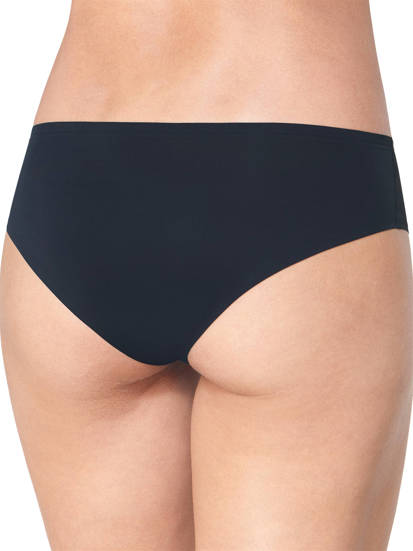 Buysloggi Zero One Hipster Briefs, Black, XS Online at johnlewis.com