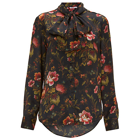 Buy Finery Opal Tie Neck Blouse Online at johnlewis.com