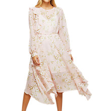 Buy Miss Selfridge Floral Sienna Dress, Multi Online at johnlewis.com