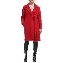 Buy Whistles Magdelina Belted Wrap Coat Online at johnlewis.com