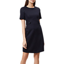 Buy Hobbs Joella Dress, Navy Online at johnlewis.com