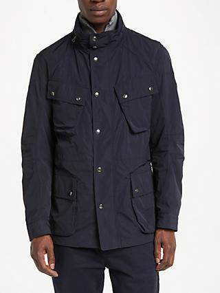 Hackett London Velospeed Four Pocket Jacket, Navy