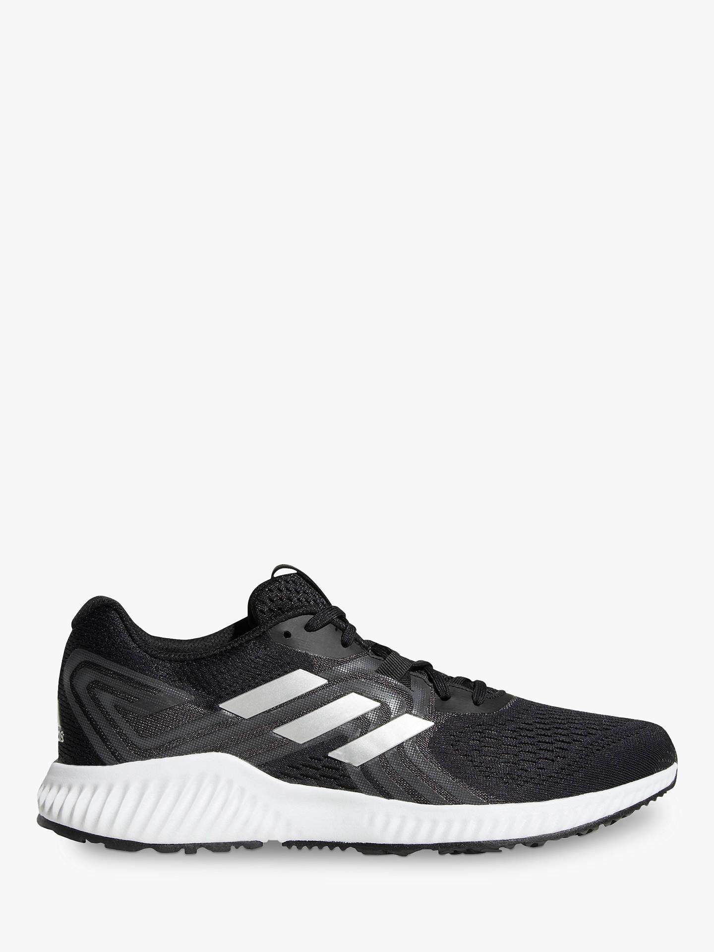 low priced d06e9 2c11e ... Buy adidas Aerobounce 2 Men s Running Shoes, Core Black Silver, 7  Online at ...