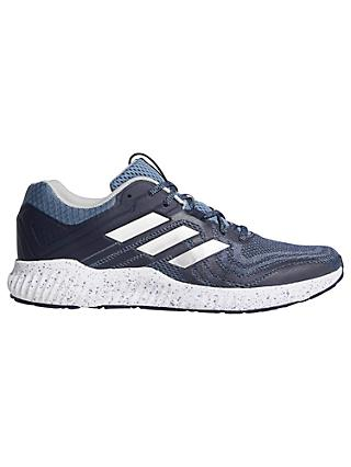 adidas Aerobounce Men's Running Shoes, Hi-Res Blue/Silver