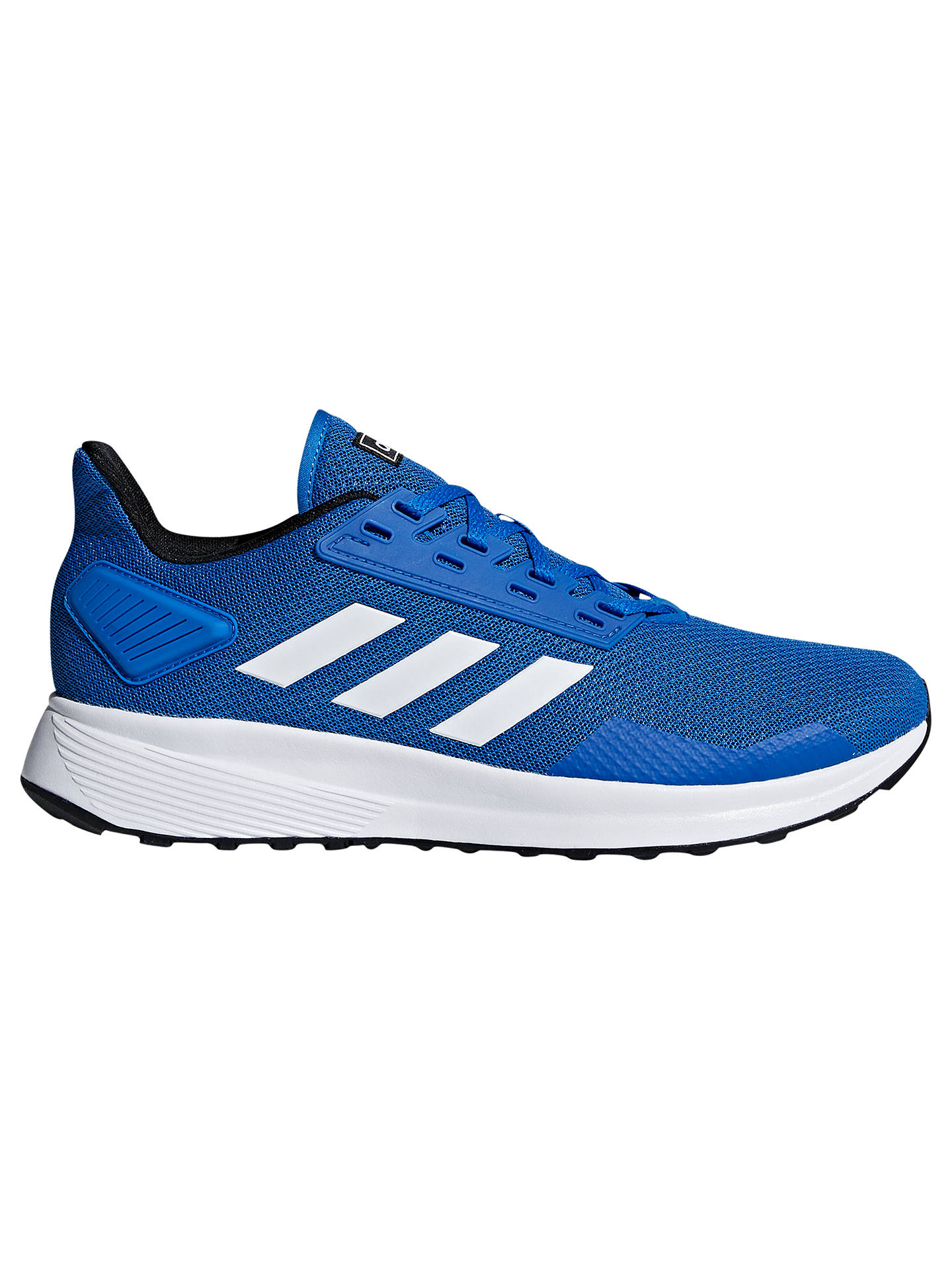 Adidas Duramo 9 Mens Running Shoes Cushioned Sports Trainers Blue Clothing, Shoes & Accessories Men