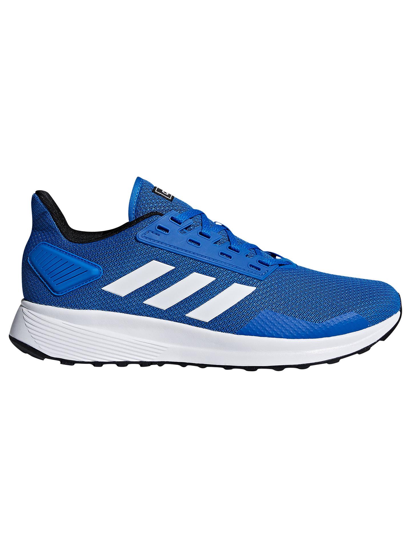 adidas Duramo 9 Men's Running Shoes, Blue/White at John