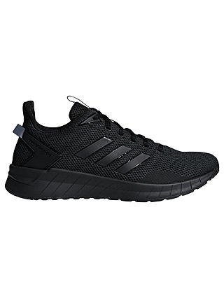 Buy adidas Questar Ride Men's Running Shoes, Core Black/Carbon, 7 Online at johnlewis.com