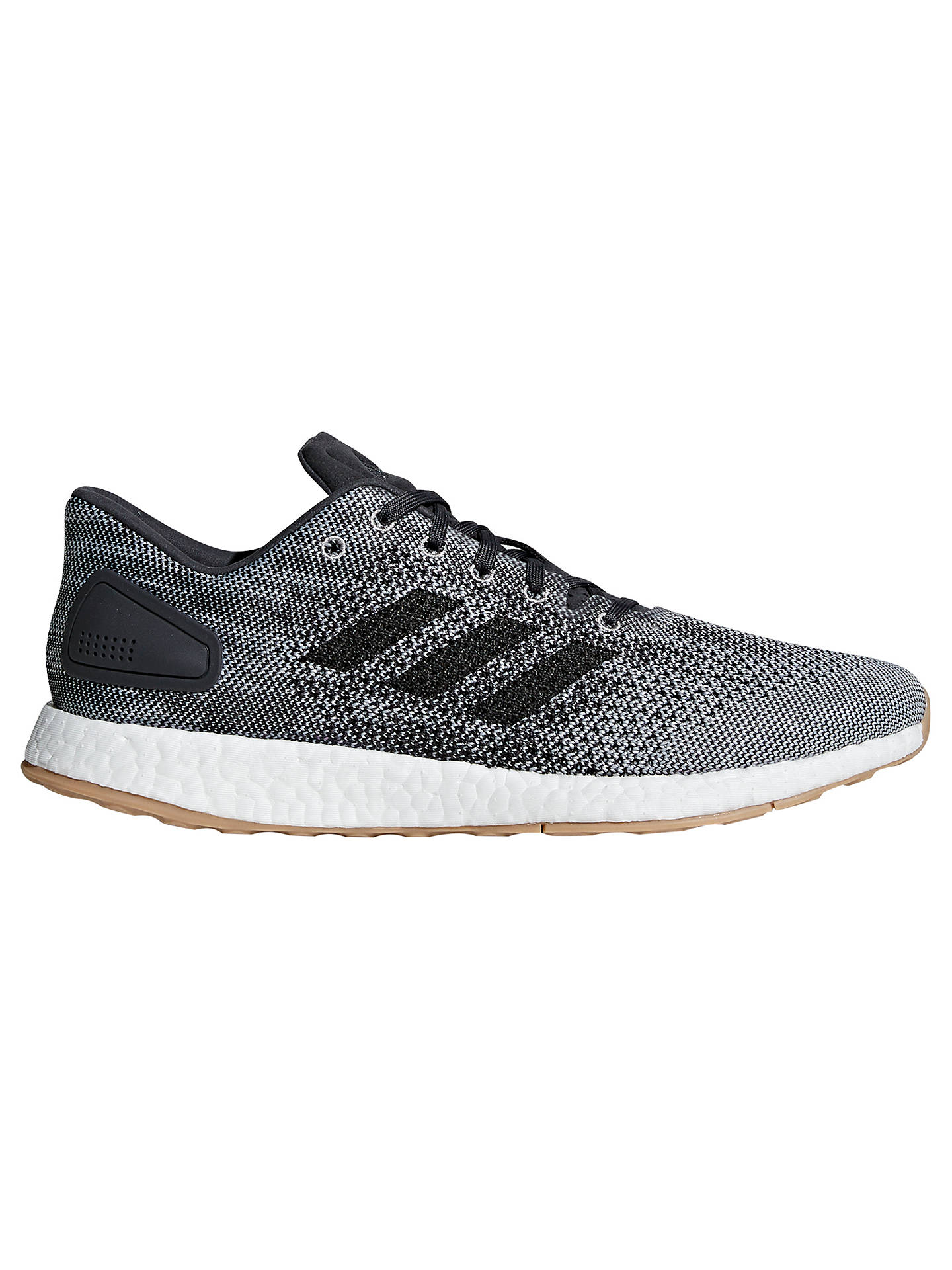 Buyadidas Pureboost DPR Men's Running Shoes, Core Black, 7 Online at johnlewis.com