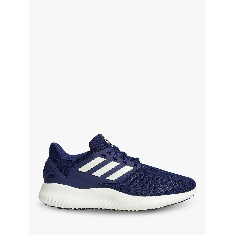 adidas alphabounce 2 uomini scarpe da corsa, blu scuro / nuvola bianca a