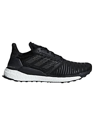 adidas Solar Boost Men's Running Shoes, Core Black