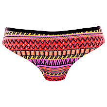 Buy Freya Way Out West Bikini Briefs, Multi Online at johnlewis.com
