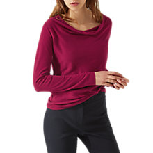 Buy Jigsaw Cowl Neck Jumper Online at johnlewis.com