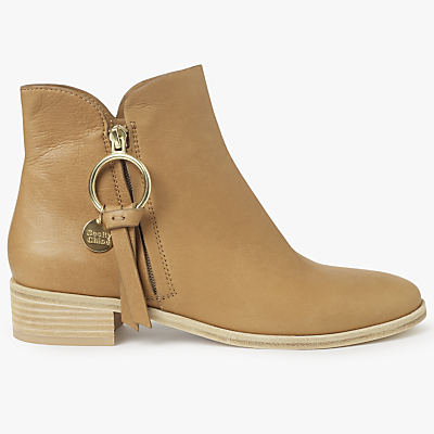 See by Chloé Louise Ankle Boots, Tan