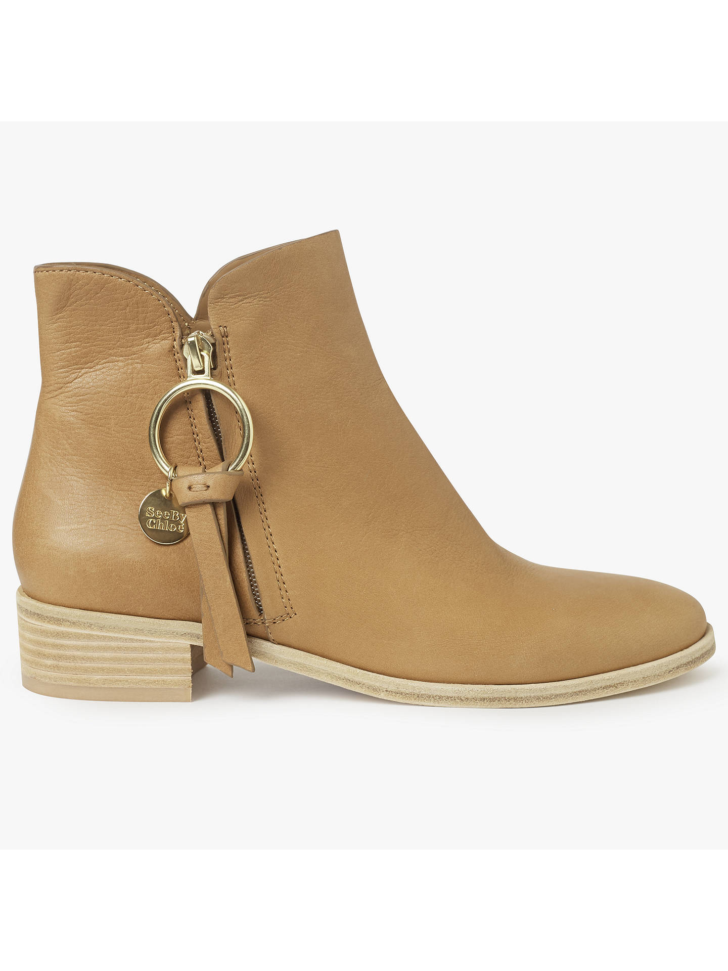 acfceeb985cc1 Buy See by Chloé Louise Ankle Boots
