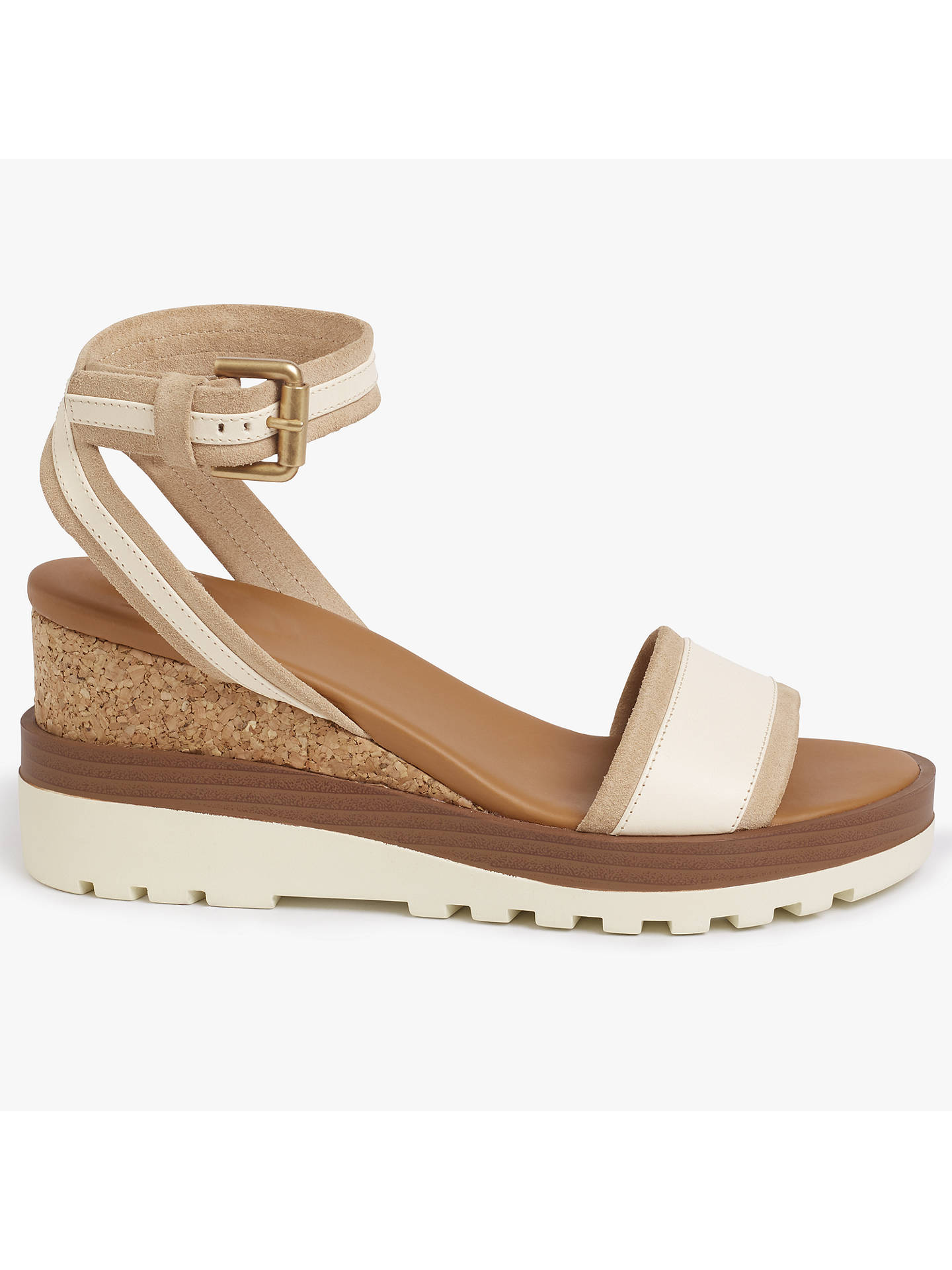 5f1cd8fabcf8 Buy See by Chloé Robin Wedge Sandals