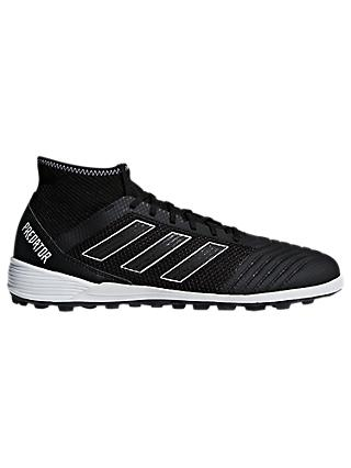 adidas Predator Tango 18.4 Men's Artificial Turf Football Shoes, Core Black