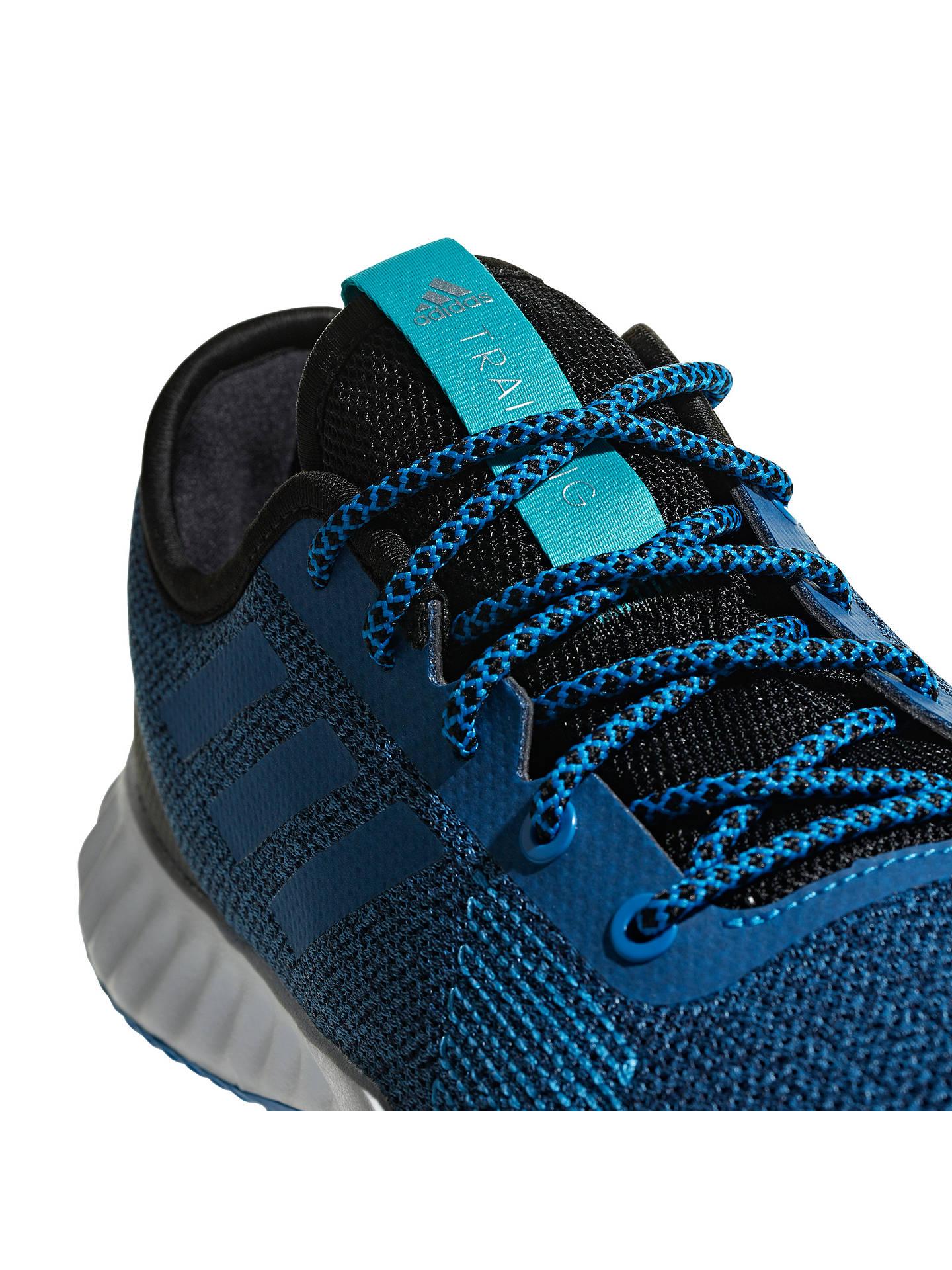 adidas CrazyTrain LT Men's Training Shoes, Bright Blue at
