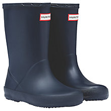 Buy Hunter Children's First Original Wellington Boots Online at johnlewis.com