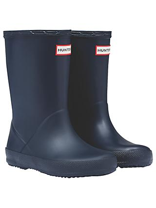 Hunter Children's First Original Wellington Boots