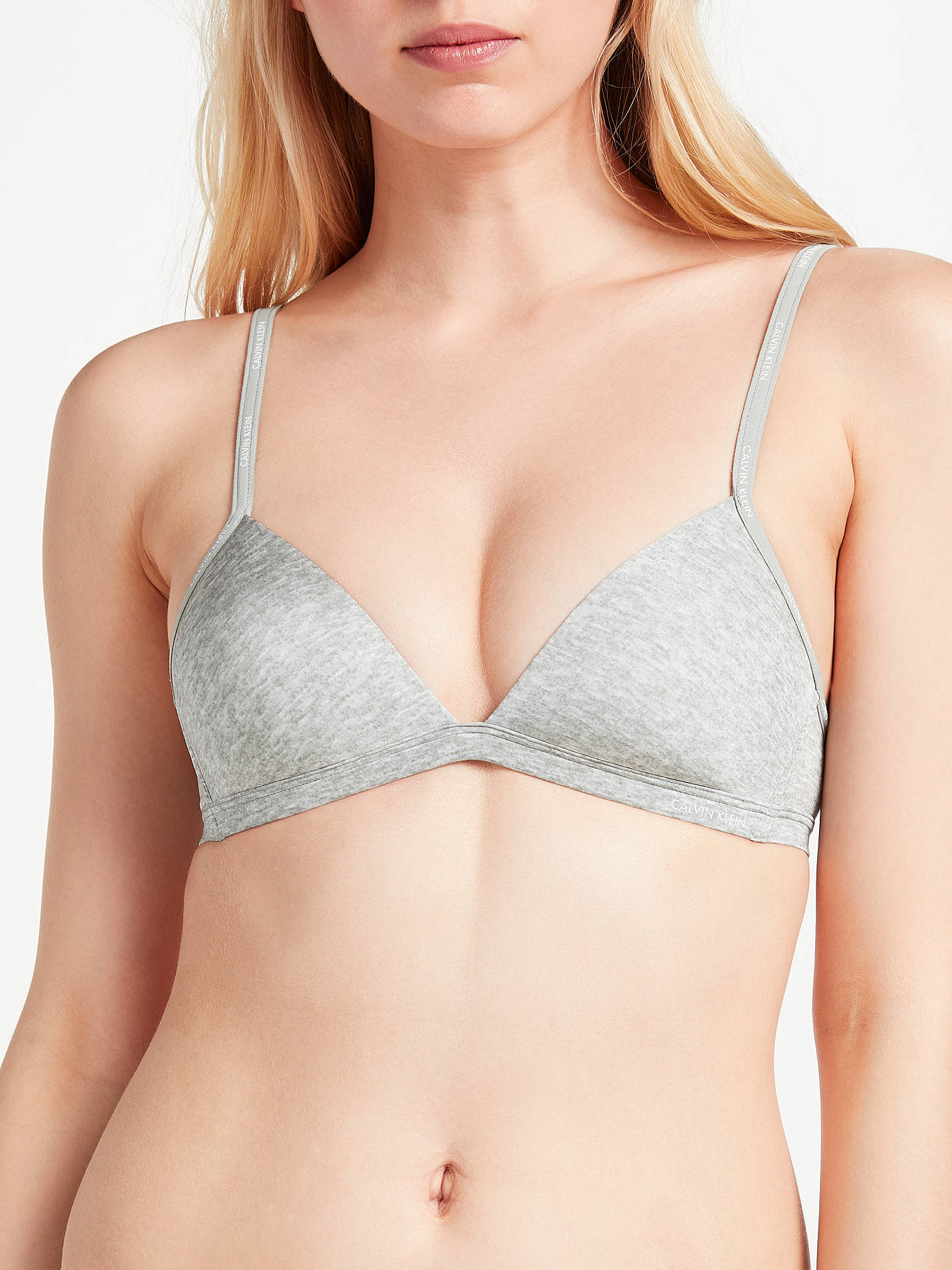 BuyCalvin Klein Underwear Youthful Lined Triangle Bra 2bf573fc2