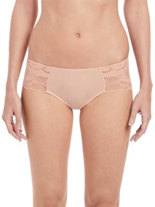 Wacoal Top Tier Hipster Briefs, Rose Dust