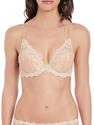 Wacoal Embrace Lace Underwired Plunge Bra