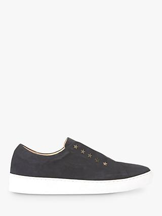 Mint Velvet Lila Slip On Star Trainers