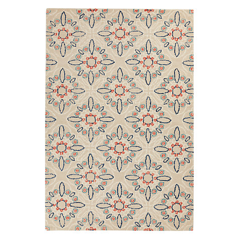 John Lewis Kasmanda Rug Natural Online At Johnlewis