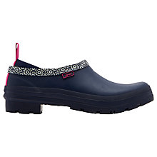 Buy Joules Pop On Low Wellington Boots, Navy Online at johnlewis.com