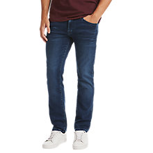 Buy BOSS Orange24 Barcelona Regular Fit Jeans, Medium Blue Online at johnlewis.com