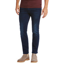 Buy BOSS Orange Orange63 Slim Fit Jeans, Navy Online at johnlewis.com