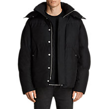 Buy AllSaints Lowe Bomber Jacket Online at johnlewis.com