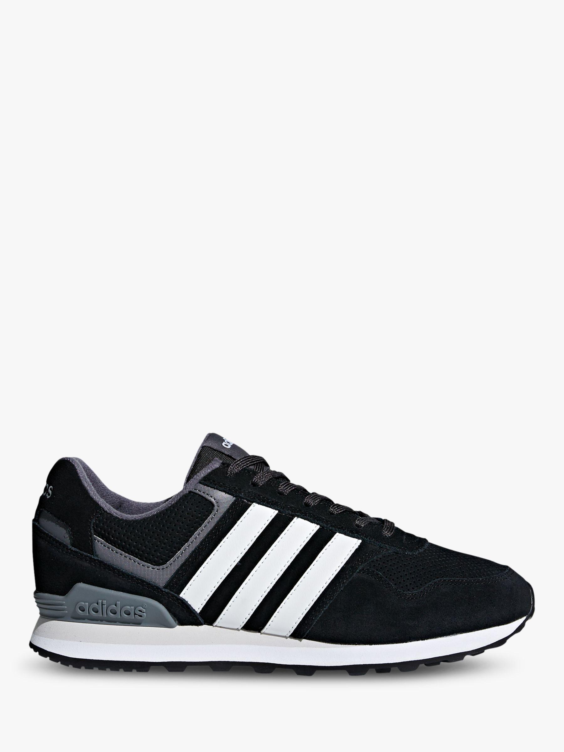 adidas 10k Men's Trainers, Core Black