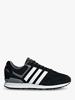 sneakers for cheap 0d2f6 6339e adidas 10k Men s Trainers, Core Black White