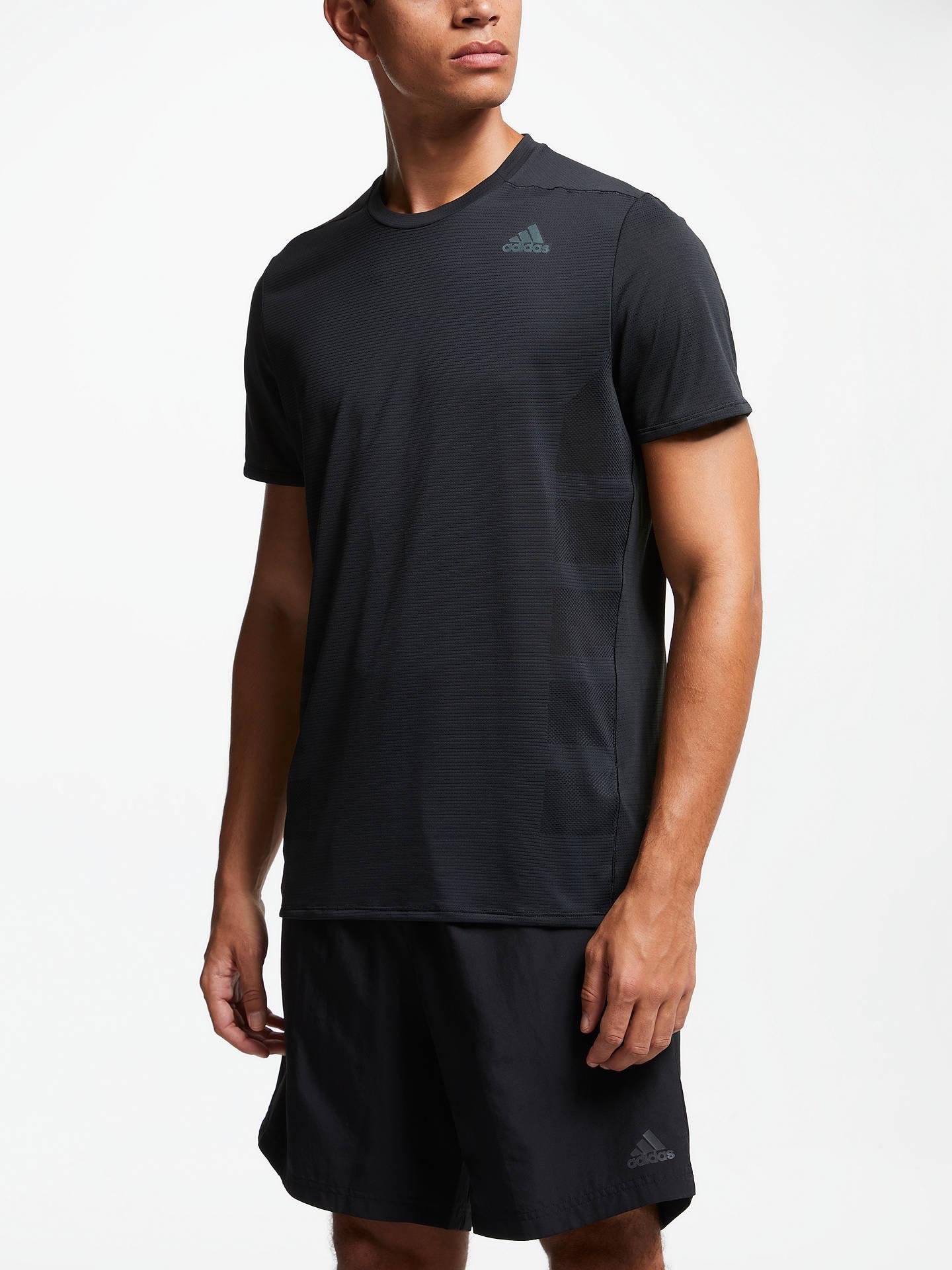Adidas Men's Supernova Black Running Singlet