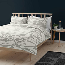 Buy PATTERNITY + John Lewis Flow Duvet Cover Set Online at johnlewis.com